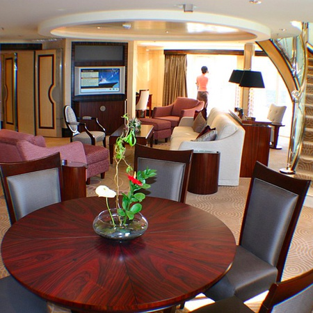 Suite Queen Mary II